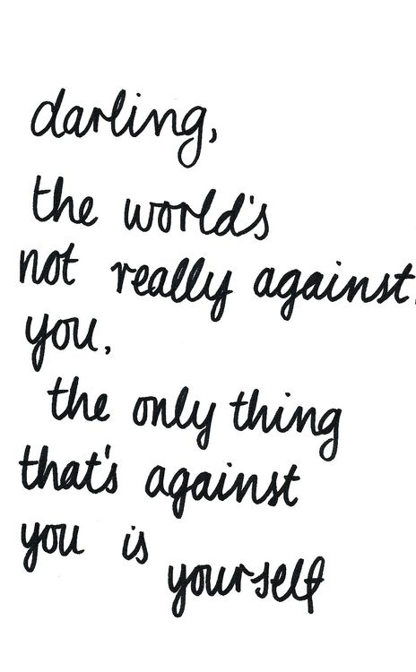 against-you