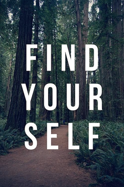 find-yourself