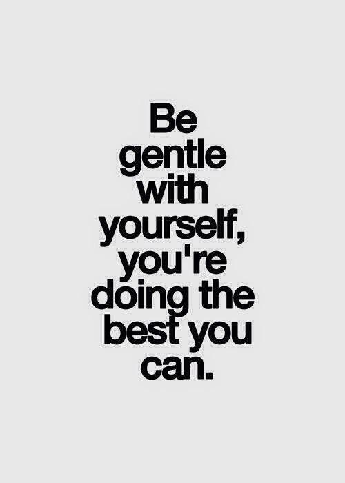 be-gentle